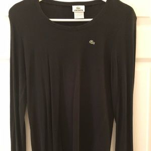 Lacoste long sleeve thermal shirt